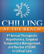 Chilling at the Beach Logo